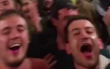 This incredible singalong on a packed DART is why it's great to be Irish
