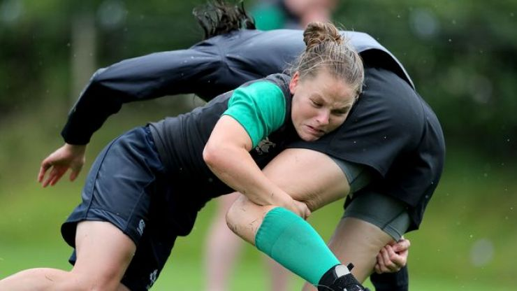 Ex-Ireland player shares controversial post on women's rugby