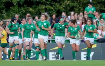 Ireland beat Australia 19-17 in first match at Women's Rugby World Cup