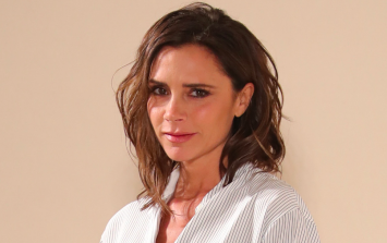 Victoria Beckham shares a very exciting announcement on social media