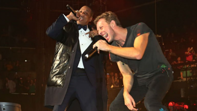 Jay-Z had the sweetest thing to say about Chris Martin in an interview