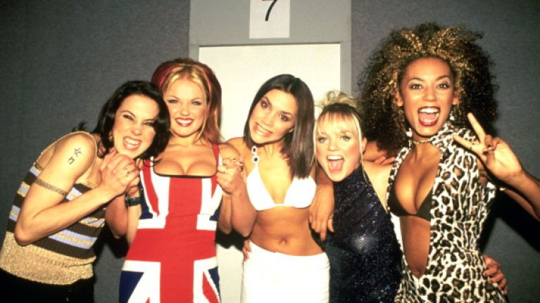 There's a Spice Girls themed brunch happening and it's time to spice up your life