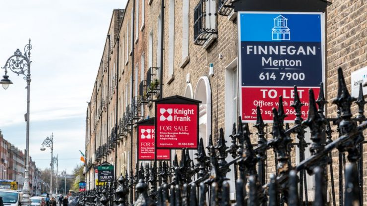 Dublin landlords are now asking for non refundable 'holding deposits'