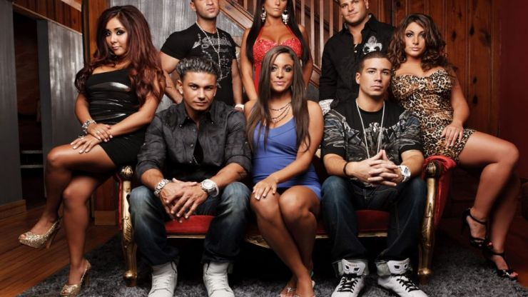Gym, tan, baby! One of the Jersey Shore stars is expecting their first child