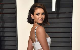 Vampire Diaries' Nina Dobrev says rescue dog brought her back to life