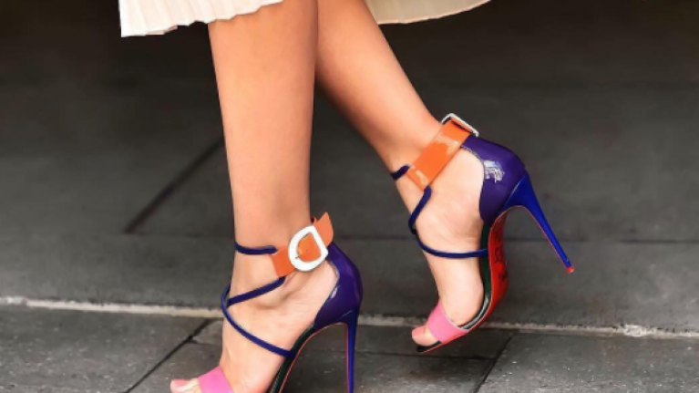 1bd066fe6af2 This is why Christian Louboutin shoes always have a signature red sole