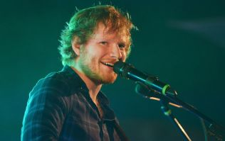 Ed Sheeran brought his Irish roadie on stage to play piano in New York