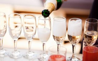 You've probably been pouring Prosecco wrong all this time