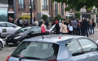 Rental crisis? This is the lunchtime queue just to view a Dublin apartment