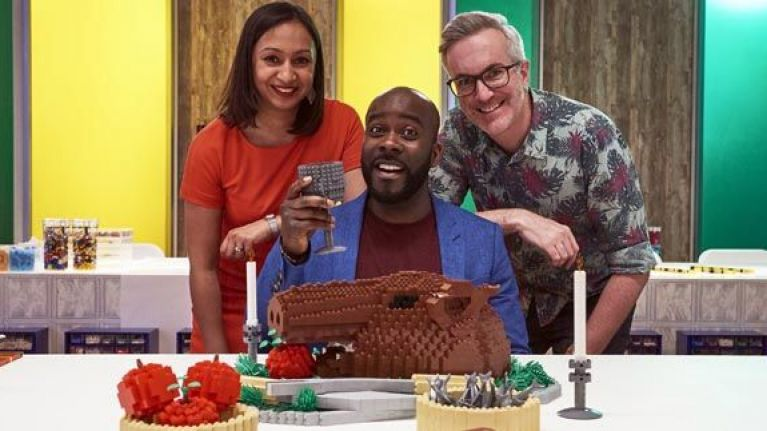 Lego-building reality TV is here and it's about to launch on Channel 4