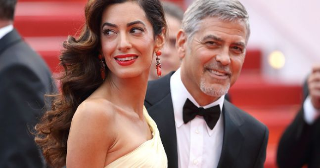 Amal and George Clooney beef up their home security to protect twins