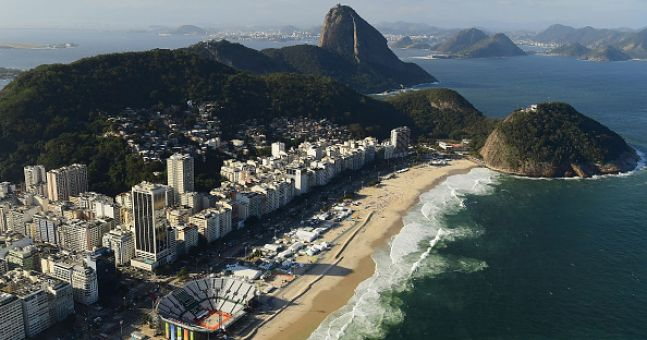 These photos of Rio one year after the Olympics are hard to believe