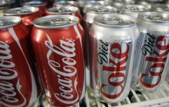 Woman opens a rare 'flawed' can of Diet Coke worth OVER €15,000