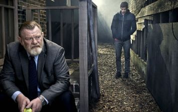 Brendan Gleeson's new TV show about a serial killer looks brilliant
