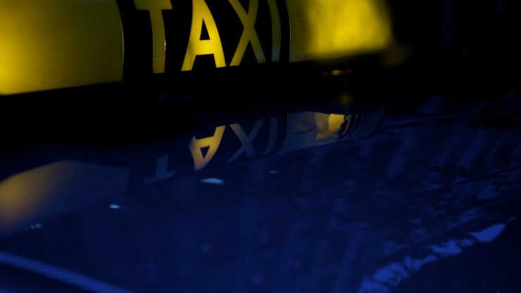Not all taxi drivers are registered on the taxi safety app - here's why