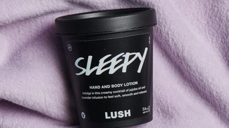 Does it really work? I tried Lush's Sleepy body lotion