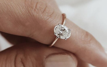 Here's how much Irish couples are willing to spend on an engagement ring