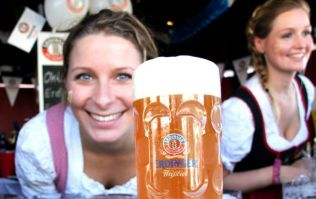It's coming back! Here are the details for next month's Oktoberfest