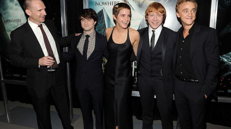 Harry Potter star has been named the most influential celebrity