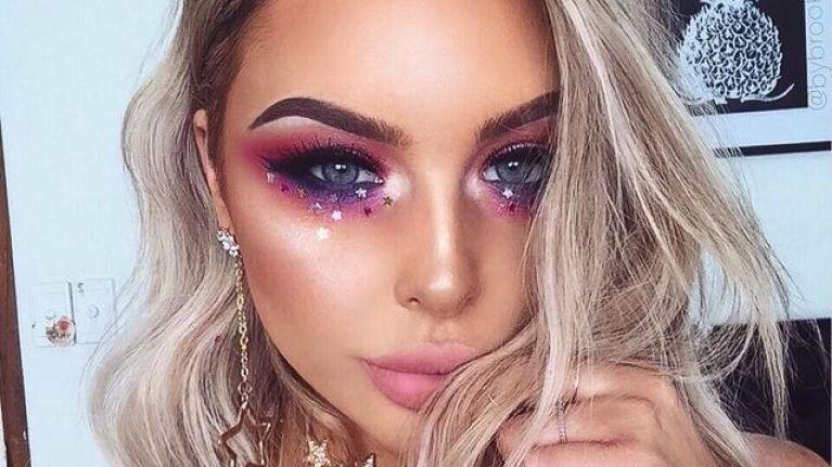 7 Festival-Make-up-Looks für das 'Gramm
