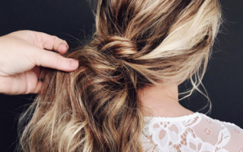 The key to the undone beachy waves you've been dreaming of