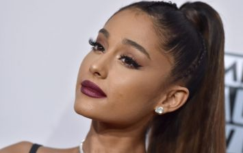 The product Ariana Grande uses to create her ponytail is surprising