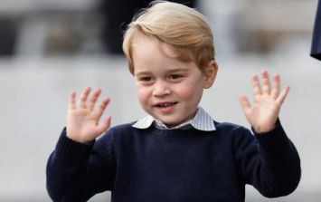 The real reason why Prince George is always wearing shorts