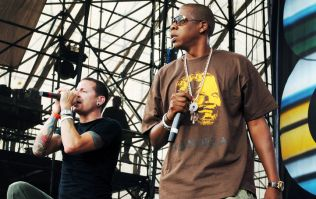 Jay Z pays a special tribute to Chester Bennington as he closes the V Festival