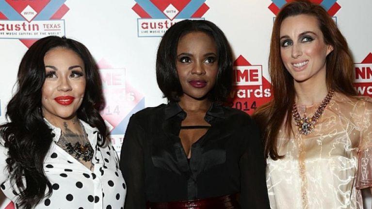 Original Sugababes star Siobhan Donaghy has given birth to a baby boy