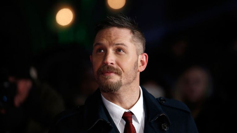 This Tom Hardy Bedtime Stories clip with his late dog is too much