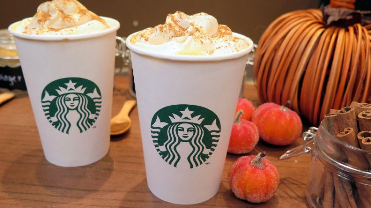 Move over, PSL! Starbucks' autumn menu has a seriously sweet new drink