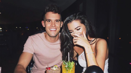 Geordie Shore S Gaz Is Expecting His First Child With Girlfriend Emma Mcvey Her Ie