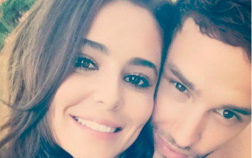 Cheryl went all out for Liam's birthday with an adorable surprise