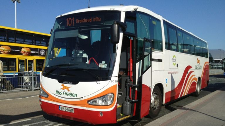 Cork woman shares touching post about one Bus Eireann driver | Her ie