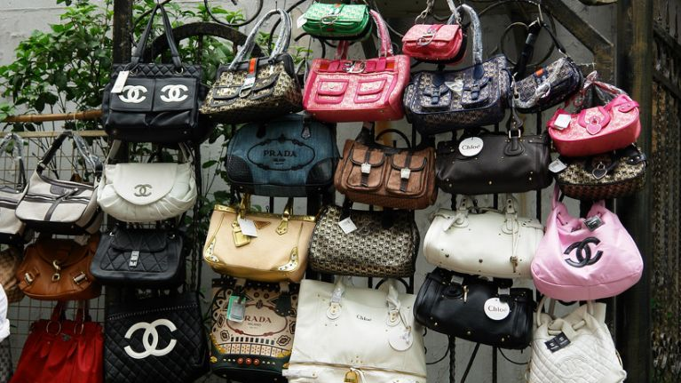 This app can help you spot a fake designer bag in minutes