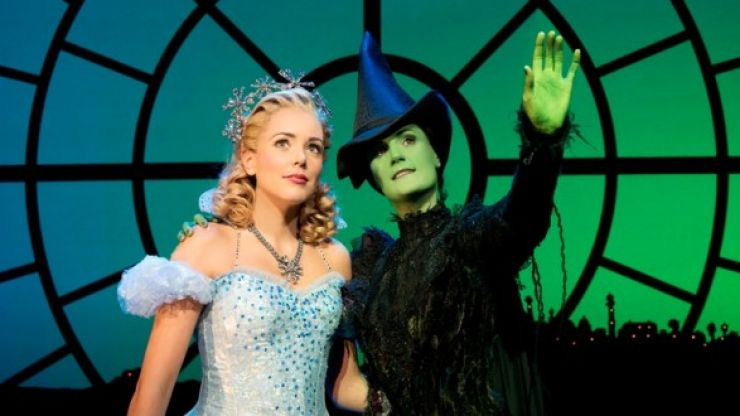 Wicked the musical is officially being turned into a movie