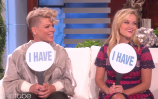 P!nk and Reese Witherspoon played Never Have I Ever and it's revealing