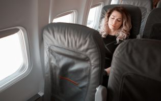 The health-related reason to avoid falling asleep before a plane takes off