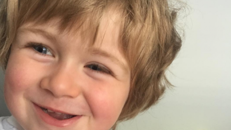 Niall Horan's four-year-old nephew has a huge Twitter