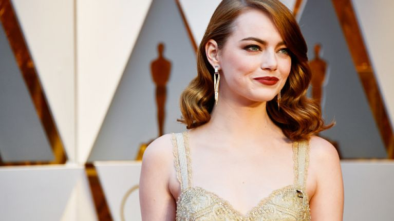 Emma Stone now has a blonde bob and you wouldn't know her