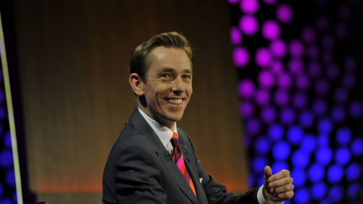 Confirmed: The Late Late Show line-up for this Friday is here
