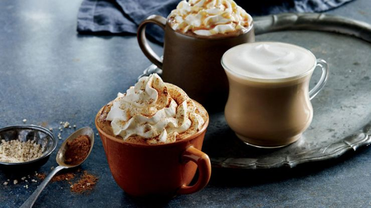 4 places you can get a pumpkin spiced latte this weekend that aren't Starbucks