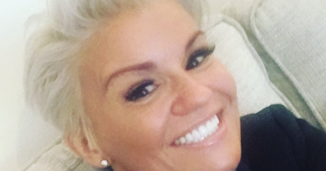 Kerry Katona goes public with new romance by sharing photo