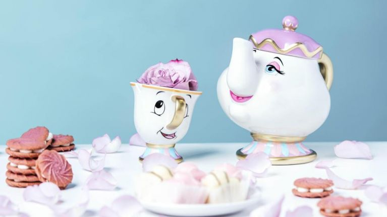 Mrs Potts tea pots have just landed in Penneys and we CAN'T COPE