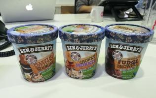 We tried the new Ben & Jerry's vegan ice creams