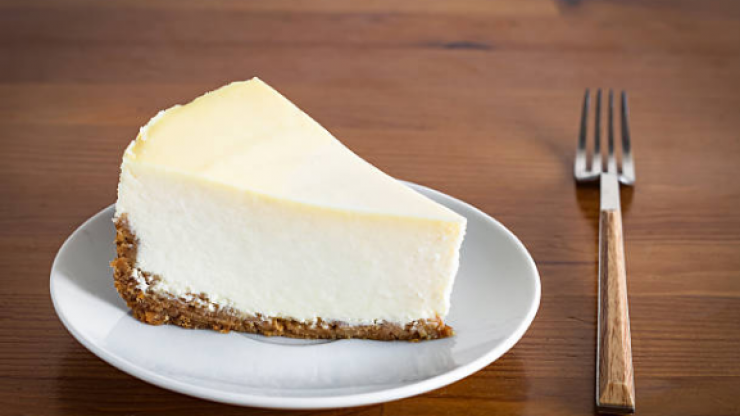 Cheesecake has been named the nation's favourite dessert and yeah, we totally agree
