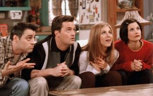 This classic Friends scene was banned in a number of countries