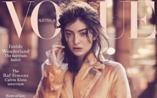 Lorde lands the cover of Vogue and calls out school bullies