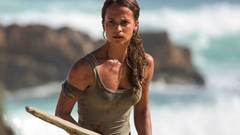 Alicia Vikander Ass here's the first clip of alicia vikander kicking ass in the new tomb