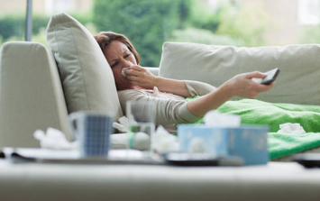 21 things your Mam always says when you're dying sick with a cold